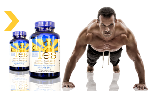 YES Ultimate EFAs for athletes
