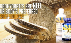 Carbs are not your body